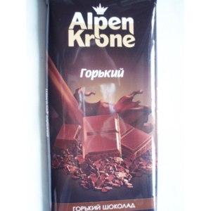 Горький шоколад Alpen Krone  фото