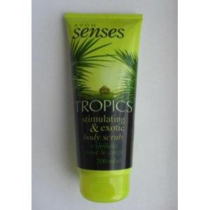 Скраб для тела Avon Senses Tropics  фото