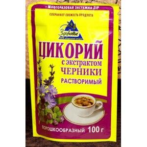 Цикорий Здоровье С экстрактом черники фото