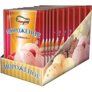 Мороженое Everyday Tasty Десерт сухой (концентрат) для приготовления мороженого фото