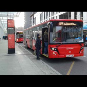 Экспресс-автобус компании «Аэроэкспресс» от метро Ховрино до аэропорта Шереметьево, терминал В фото