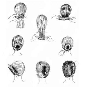 Заколка для волос Твистер фото