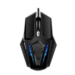 Компьютерная мышь Aliexpress 2400 DPI 6D Buttons Super optical Gaming Mouse USB Wired Professional Game Mice For PC Computer Desktop фото