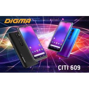 Мобильный телефон Digma Citi 609 фото