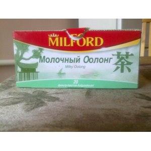 Чай  Milford молочный оолонг фото