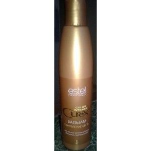 Оттеночный бальзам для волос Estel Curex Обновление цвета для теплых оттенков блонд (Бежевый/натуральный) фото