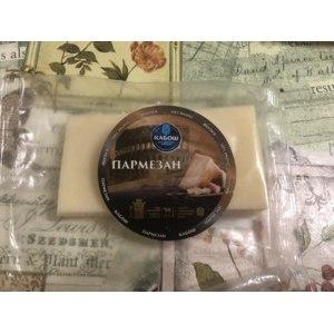 Сыр ТМ «Кабош» Пармезан молодой фото