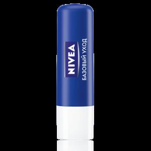 Бальзам для губ NIVEA Базовый уход фото