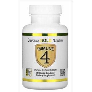 БАД California Gold Nutrition immune 4 средство для укрепления иммунитета фото