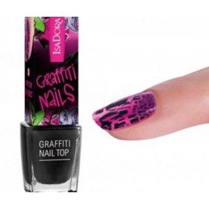 Лак для ногтей IsaDora  Graffiti  Nails  фото