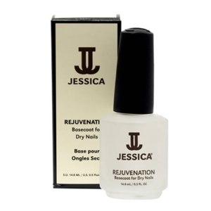 Базовое покрытие для ногтей Jessica Rejuvenation фото