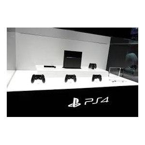 Игровая консоль Sony PlayStation 4 фото
