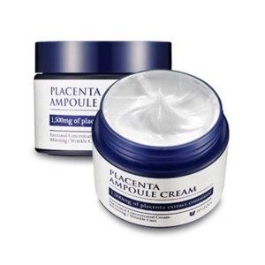 Крем для лица Mizon Placenta Ampoule Cream фото