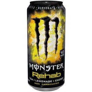 Энергетический напиток Monster Energy Rehab фото