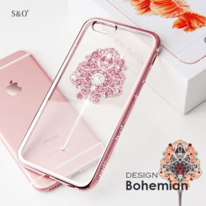 Чехол для мобильного телефона Aliexpress для iphone 5-5s-SE-6-6s-6plus  case diamond secret  фото