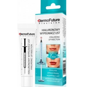 Бальзам для губ Dermo Future Hyaluronic lip injection фото