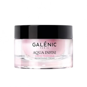 Крем для лица Galenic AQUA INFINITY Refreshing cream  фото