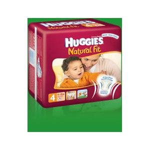 Подгузники Huggies Natural Fit фото