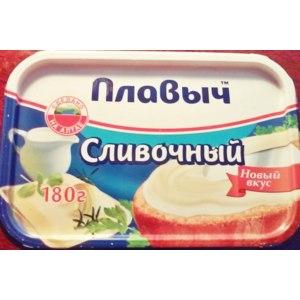 Сыр плавленый Плавыч Сливочный фото