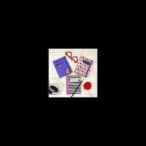 Записная книжка, А6, 80 листов Fix Price фото