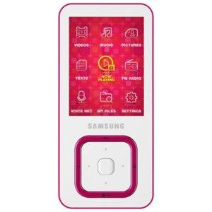 MP3-плеер Samsung YP-Q3 фото