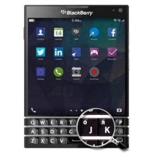 Мобильный телефон Blackberry Passport фото