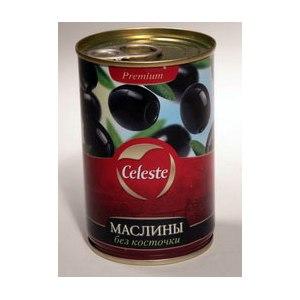 Маслины Celeste  Premium Без косточки фото