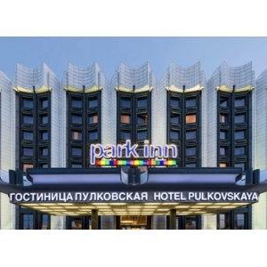 Park Inn by Radisson Пулковская 4*, Россия, Санкт-Петербург фото