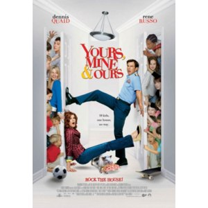 Твои, мои и наши / Yours, Mine & Ours (2005, фильм) фото