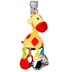 Bright Starts  Развивающая игрушка Жираф фото