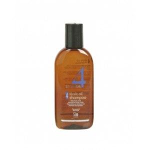 Шампунь Sim Sensitive System 4 Терапевтический №4 для жирных волос и чувствительной кожи головы фото