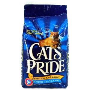 Наполнитель для кошачьего туалета   Cats Pride свежесть и чистота (Oil-Dri) фото