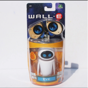 Фигурка Aliexpress <b>Hot sale</b> 6 cm Wall-E Robot & EVE 9 cm PVC ...