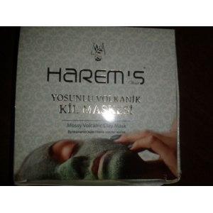Маска для лица Harem's из вулканической глины с водорослями фото