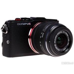 Olympus Pen E-PL6 kit 14-42 mm фото