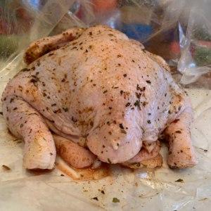 Тушка цыплёнка – бройлера Лавла 1 сорт фото