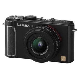 Panasonic  Lumix DMC-LX3 фото