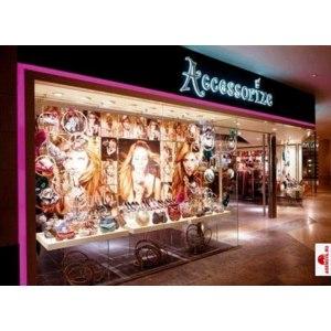 Accessorize, Сеть магазинов фото