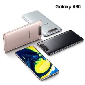 Мобильный телефон Samsung Galaxy A80 фото