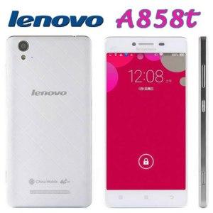 Мобильный телефон Lenovo A858t фото