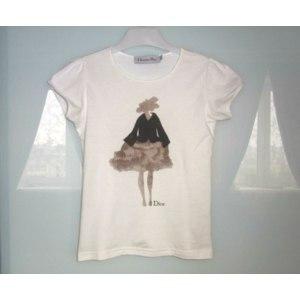 Футболка AliExpress Girls cotton T-shirt short sleeve kids top children clothing фото