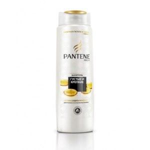 Шампунь Pantene Pro-V Густые и крепкие фото