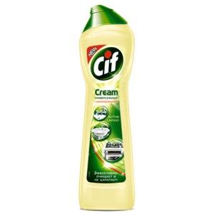 Чистящее средство Cif крем актив лимон фото