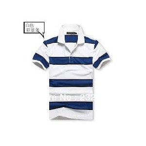 Футболка AliExpress man spring 2015 casual t-shirt men tshirt summer of polychromatic striped t shirts fashion short sleeve men's tee shirts pl550 фото