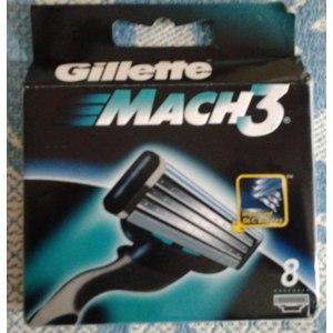 Кассеты для бритвенного станка Aliexpress Gillette mach3 фото