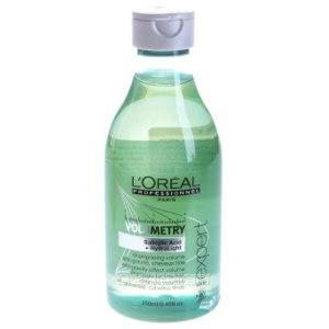 Шампунь L'Oreal Professionnel Volumetry Salicylic Acid + Hydralight Anti Gravity Effect Volume Shampoo для придания объема тонким волосам с антигравитационным эффектом фото
