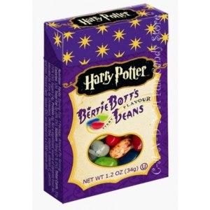 Конфеты Jelly Belly Harry Potter™ Bertie Bott's Every Flavour Beans фото
