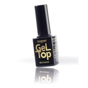 Верхнее покрытие лака для ногтей Relouis / Релуи Super Gel Top фото