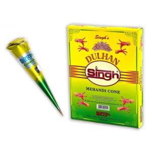 Индийская хна Singh Dulhan фото