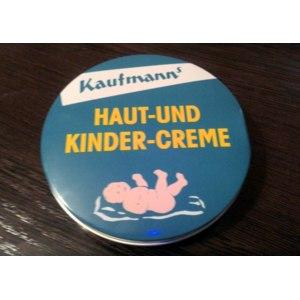 Детский крем Kaufmanns Haut-und kinder-creme фото